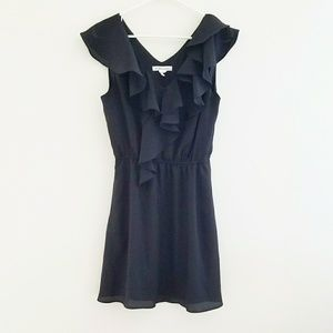 BCBGeneration Ruffle Mini Dress Size S